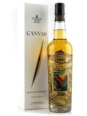 Compass Box Canvas Scotch Whisky 75cl