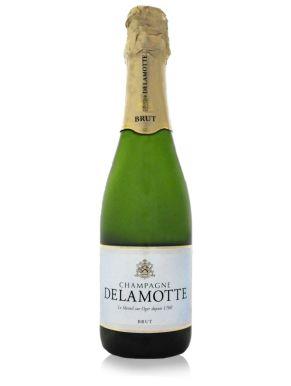 Delamotte Brut Champagne NV 37.5cl