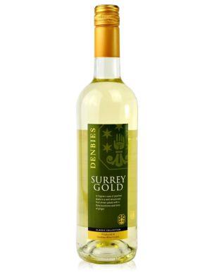 Denbies Classic Collection Surrey Gold White Wine 75cl