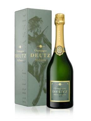 Deutz Brut Classic Champagne Half Bottle 37.5cl