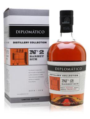 Diplomatico Distillery Collection No.2 Barbet Rum 70cl