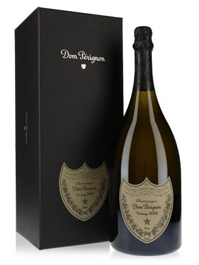 Dom Perignon 2008 Vintage Champagne Magnum 150cl Gift Box