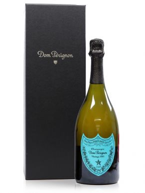 Dom Perignon Andy Warhol Edition 2002 Champagne 75cl