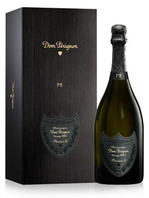 Dom Perignon 2000 Plenitude P2 Vintage Champagne 75cl Gift Box