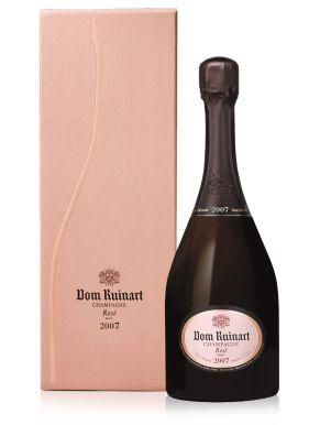 Dom Ruinart Rosé 2007 Vintage Champagne 75cl