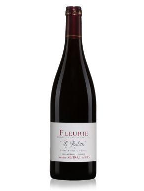 Domaine Metrat Fleurie La Roilette Red Wine 2019 75cl