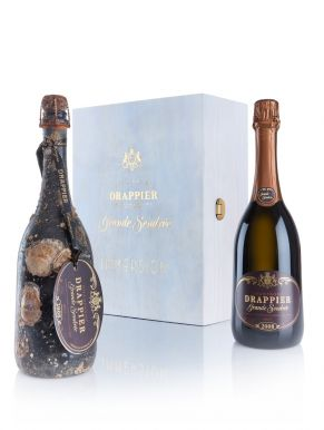 Drappier Grande Sendree Champagne Immersion Set 2 x 75cl