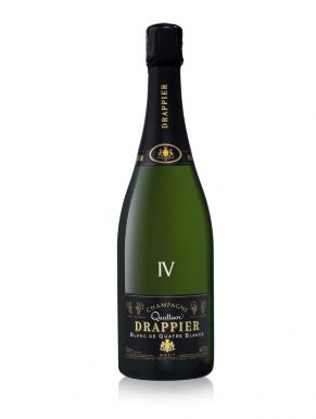 Drappier Quattuor Blanc de Quatre Blancs Champagne NV 75cl