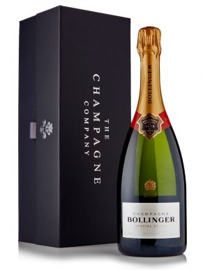 Bollinger Special Cuvee Brut Champagne 75cl Luxury Gift Box