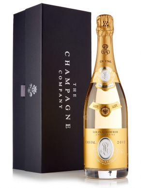 Louis Roederer Cristal 2013 Champagne 75cl Luxury Gift Box