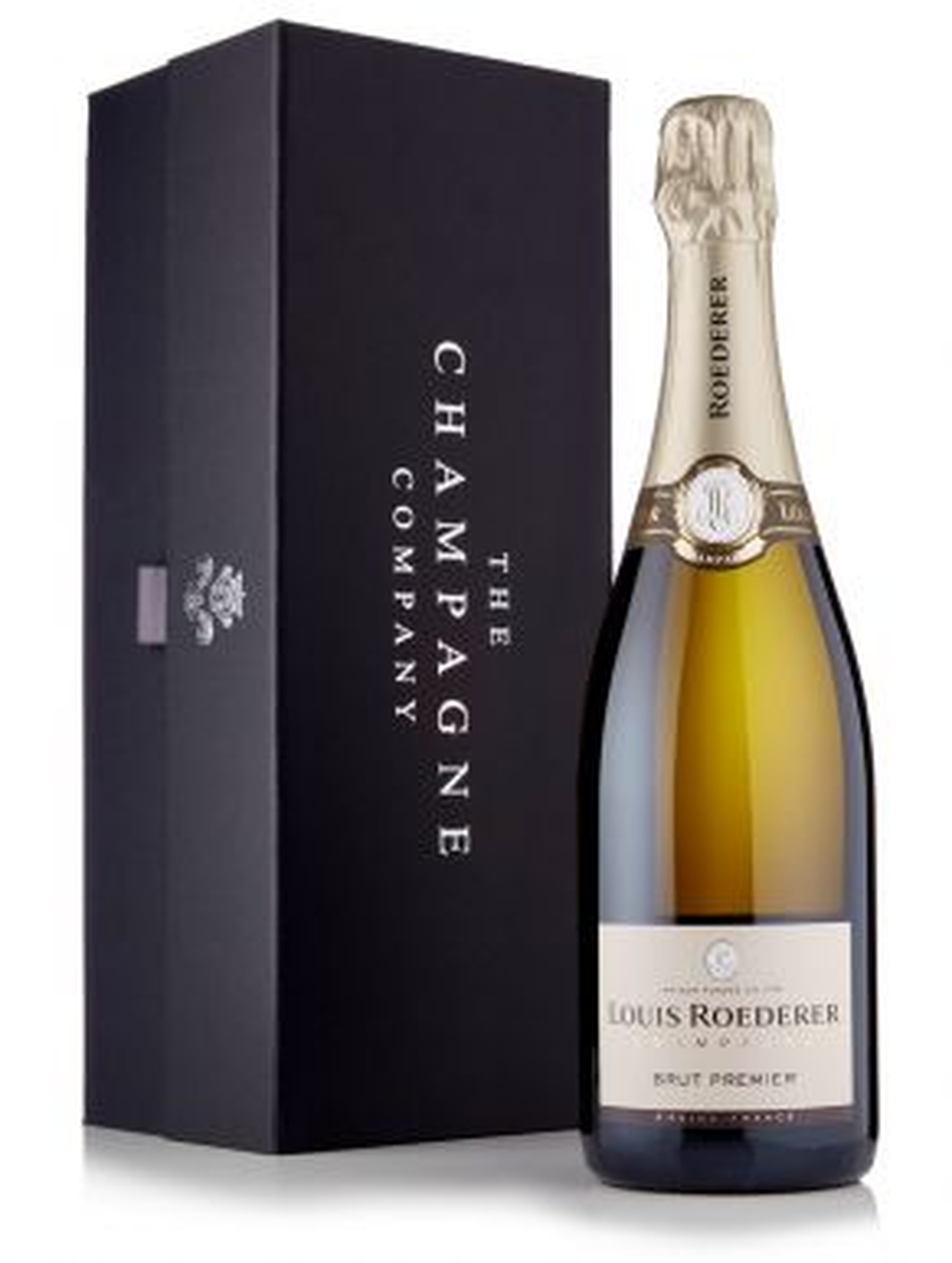 Louis Roederer Brut Premier Champagne 75cl Luxury Gift Box