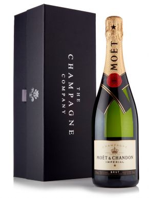 Moet & Chandon Brut Imperial Champagne 75cl Luxury Gift Box