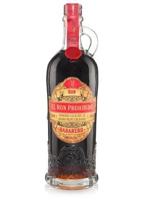 El Ron Prohibido, Rum 75cl