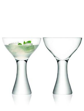 LSA Elina Cocktail Glasses - 350ml (Set of 2)