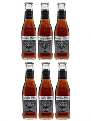 Fever Tree Madagascan Cola 20cl x 6 Bottles