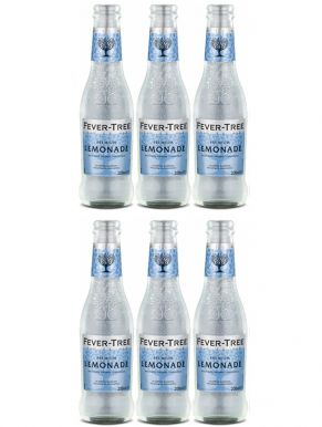 Fever Tree Lemonade 20cl x 6 Bottles