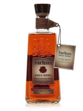 Four Roses Single Barrel Bourbon Whisky 70cl