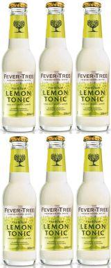 Fever-Tree Lemon Tonic 20cl x 6 bottles
