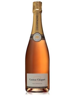 Gaston Chiquet Rosé 1er Cru Champagne NV 75cl