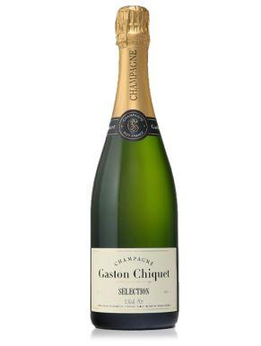 Gaston Chiquet Selection Cuvee Brut Champagne NV 75cl