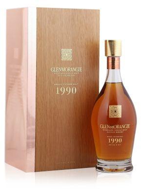 Glenmorangie Grand Vintage 1990 Single Malt Whisky 70cl