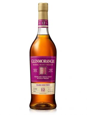 Glenmorangie Malaga Cask 12yr Old Single Malt Whisky 70cl