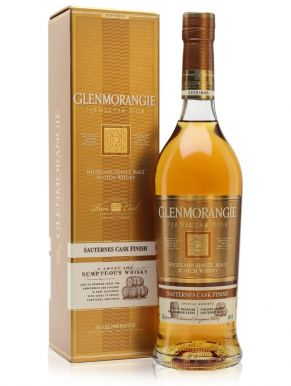 Glenmorangie Nectar D'Or 12 Year Old Malt Whisky 70cl Gift Box