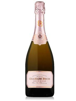Graham Beck Vintage Rose Sparkling Wine 2014 75cl