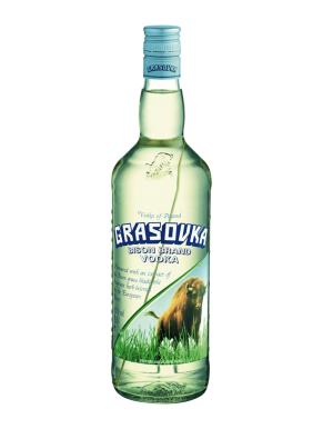 Grasovka Bison Grass Vodka 70cl