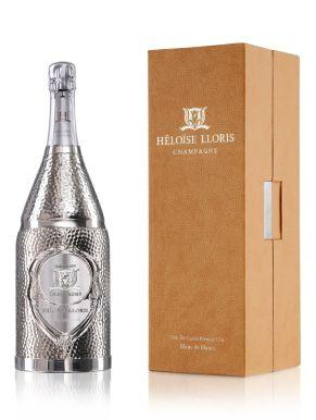 Héloïse-Lloris Blanc de Blancs Tête de Cuvée Champagne 150cl