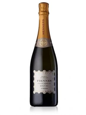 Henners Fiennes Brut NV English Sparkling Wine 75cl