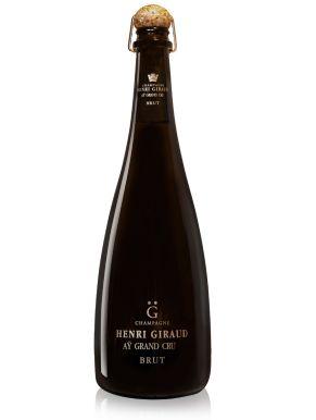 Henri Giraud MV16 Fut de Chene Brut Champagne NV 75cl