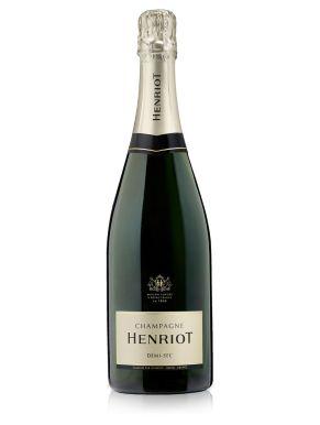 Henriot Demi-Sec Champagne NV 75cl