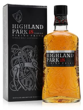 Highland Park 18 Year Old Whisky 70cl