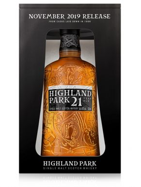 Highland Park 21 Year Old Whisky 70cl