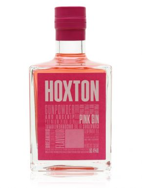 Hoxton Pink Gin 50cl