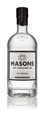 Masons Dry Yorkshire Gin Original Edition 70cl