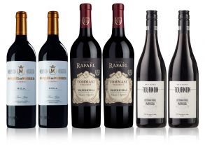 90+ Red Wine Selection (6 x 75cl)