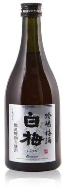 Akashi-Tai Shiraume Umeshu Plum infused Sake 50cl