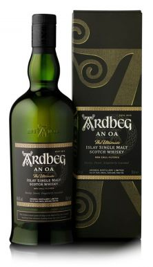 Ardbeg An Oa Single Malt Scotch Whisky 70cl