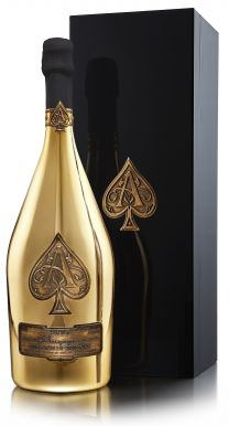 Armand De Brignac Magnum Ace of Spades Champagne Brut Gold NV 150cl