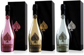 Armand de Brignac Champagne Selection Rose