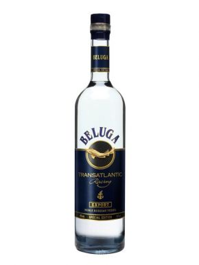 Beluga Transatlantic Racing Edition Noble Russian Vodka 70cl