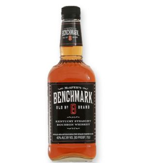 McAfee's Benchmark Old No.8 Kentucky Straight Bourbon Whiskey 70cl