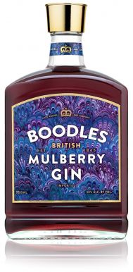 Boodles Mulberry Gin 70cl