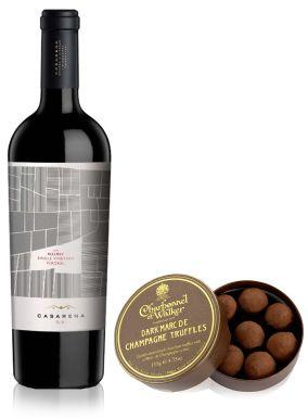 Casarena Jamilla's Vineyard SV Perdriel Malbec & Dark Truffles 135g