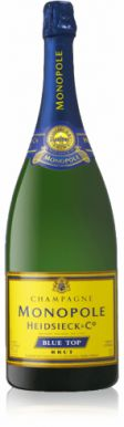 Heidsieck & Co Monopole Blue Top Champagne NV Magnum 150cl
