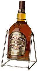 Chivas Regal Scotch Whiskey 12 Year Old 4.5 Litre Rehoboam