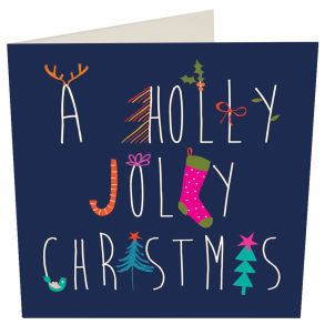 A Holly Jolly Christmas  5 x Gift Card Pack