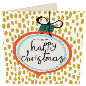 Wishing You a Happy Christmas  5 x Gift Card Pack
